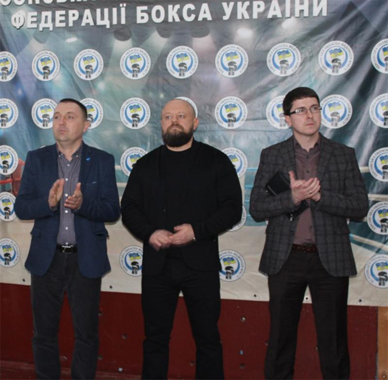 В Олешках соревнуются лучшие боксеры Херсонщины