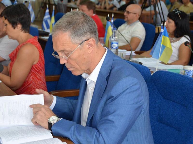 Владимир Сальдо предложил сделать бюджет Херсона перспективным