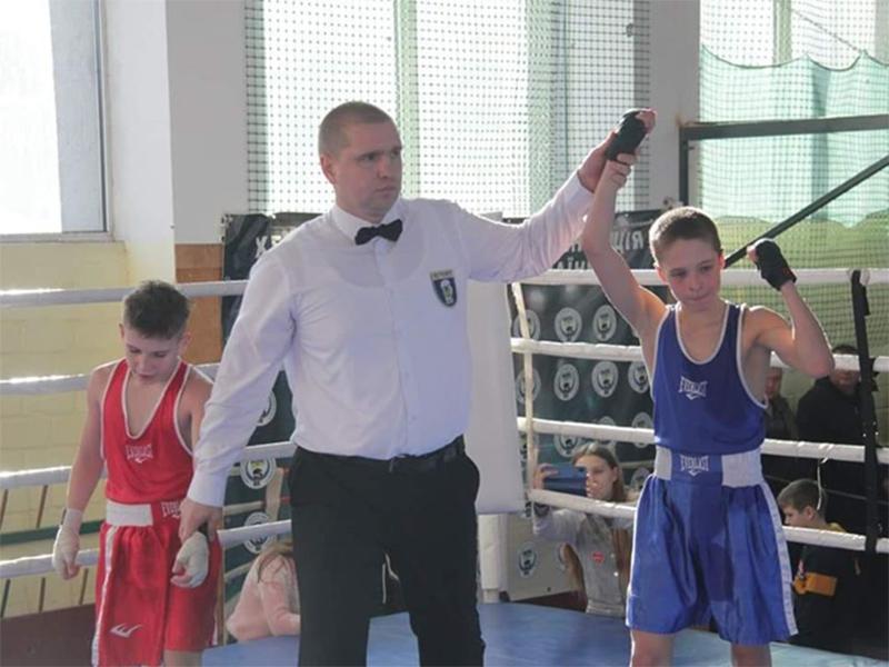 В Олешках завершился чемпионат по боксу