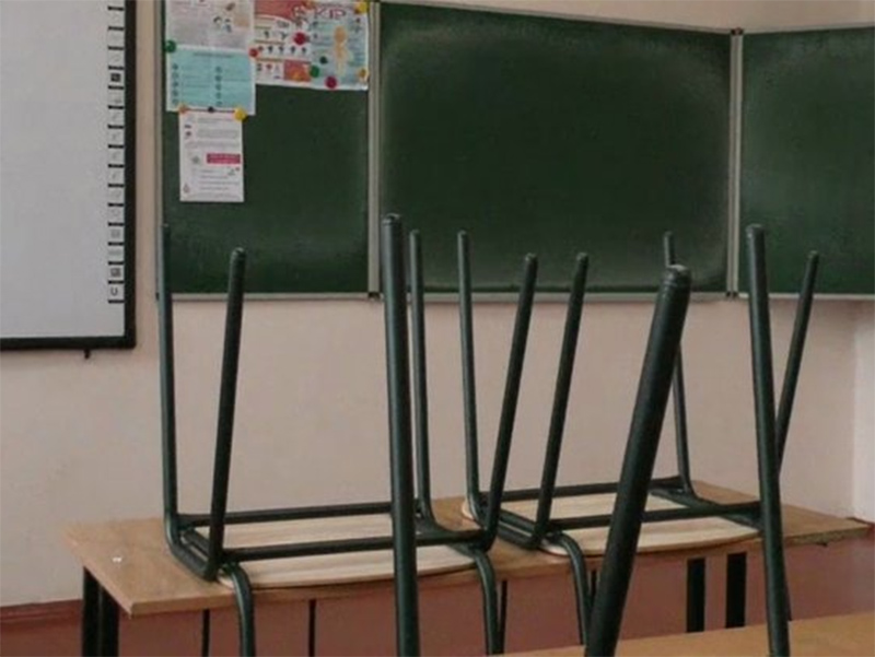 У двох херсонських школах вже оголосили про карантин