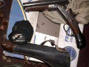 На Херсонщине ранее судимый мужчина пытался торговать оружием