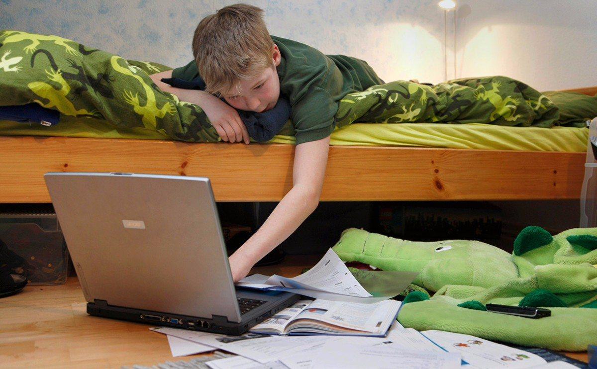 В Херсоне после каникул школьники будут учиться дистанционно