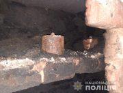 У жителя Херсонщины изъяли винтовку Мосина и две гранаты