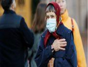 За выходные 154 херсонца заболели коронавирусом