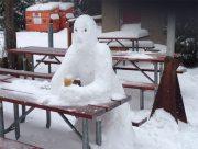 На Херсонщине мужчина от холода спасался спиртом