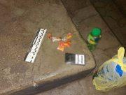Херсонец с коноплёй в карманах не смог убежать от патрульных