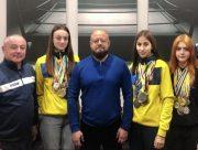 Херсонские боксёры медалисты чемпионатов Европы
