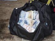 На Херсонщине воришка выбросил в мусор тысячу евро