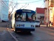 У Херсоні планують відновити пільговий проїзд у тролейбусах