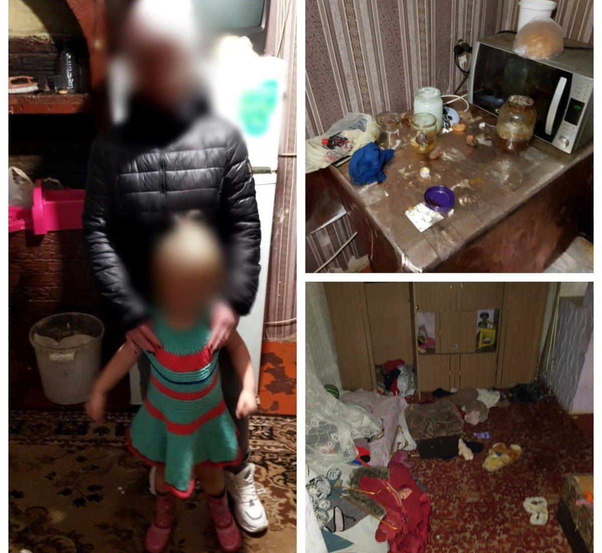 В пригороде Херсона наркозависимая женщина оставила 3-летнюю дочку на деда