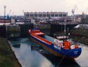 На Херсонскую верфь SMG зашли на модернизацию суда из Нидерландов