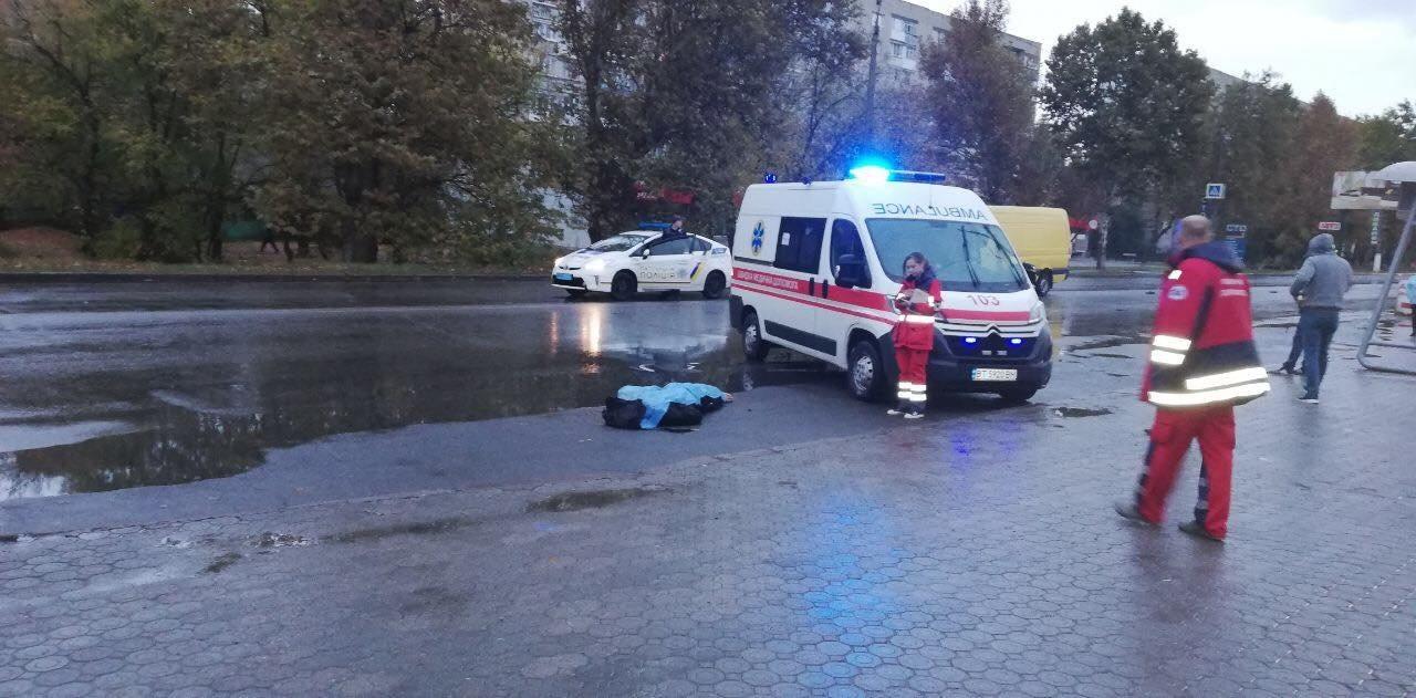 На Херсонщине в день перед Рождеством случилось несколько дорожных аварий