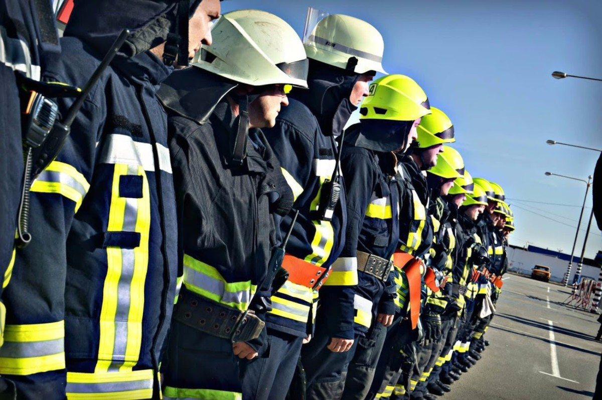 На Херсонщине спасатели перешли на усиленный режим несения службы