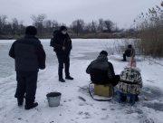 На Херсонщине полицейские предотвращают несчастные случаи на водоёмах