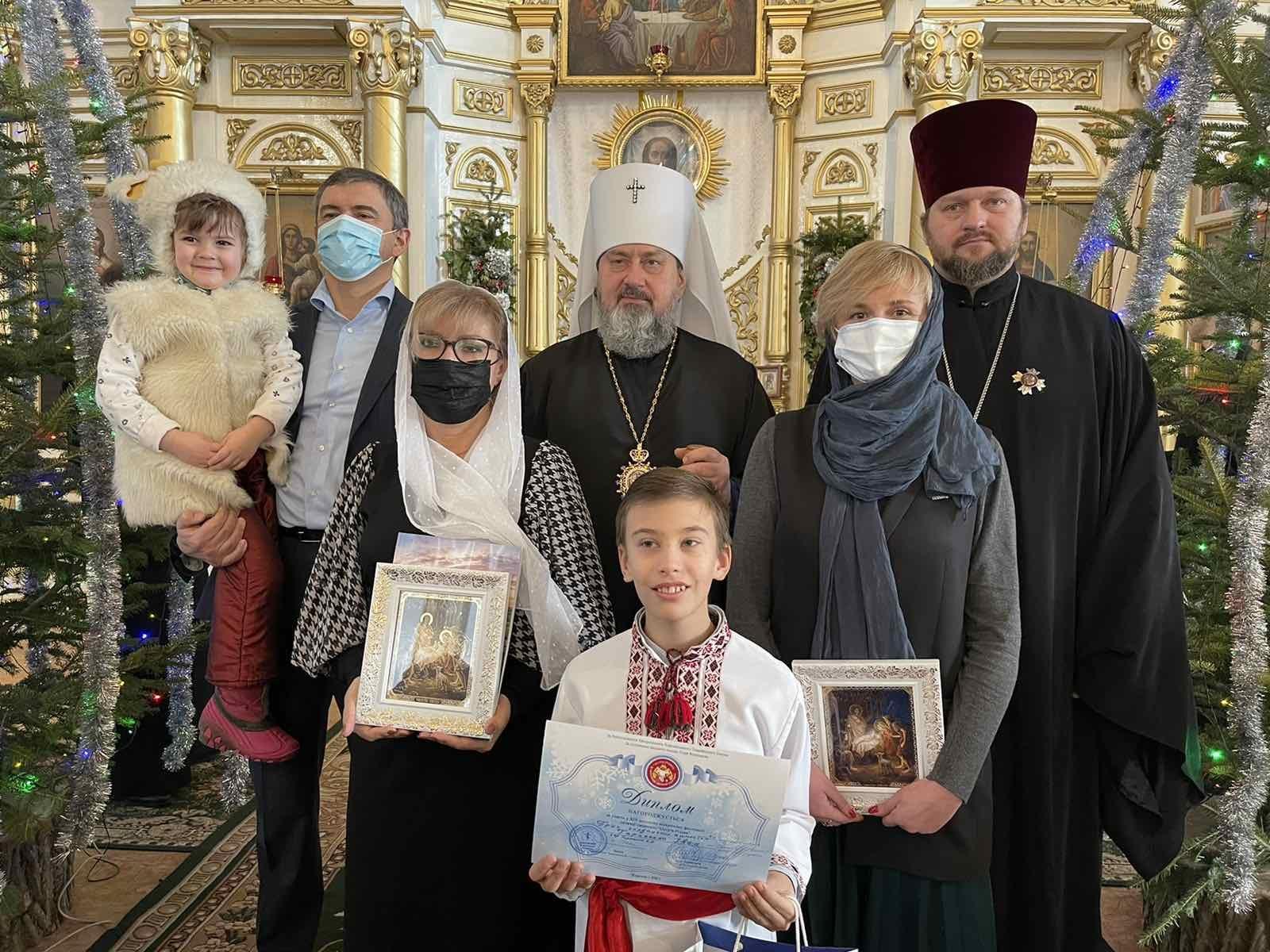 В Херсоне христианский фестиваль прошёл при поддержке холдинга SMG