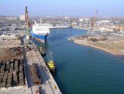 В Скадовском порту проведут капитальный ремонт