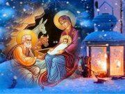 Андрій Дмитрієв побажав кожному знайти свою Різдвяну Зірку
