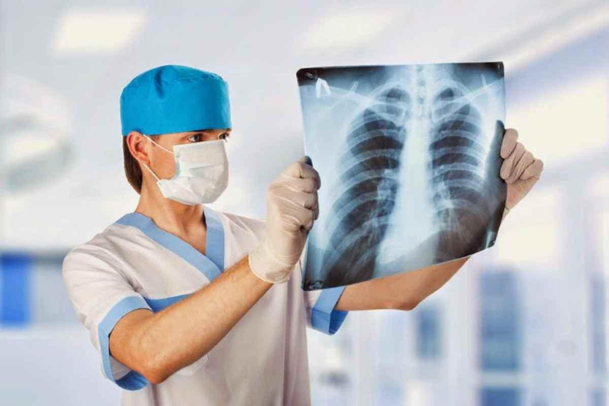 В Херсоне закрыли противотуберкулёзную поликлинику