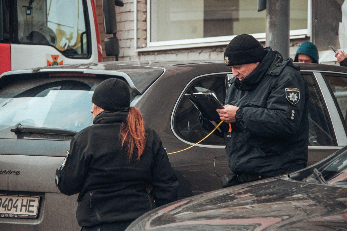 На Херсонщине произошло вооруженное нападение на водителя-экспедитора