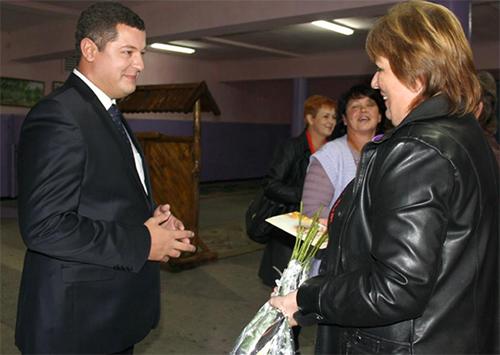 Єгор Устинов: Люди самі визначать - хто буде представляти їхні інтереси у Верховній Раді
