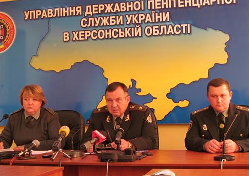 Генерал Пінькас: Одарченко сам агітував засуджених, а тепер жаліється
