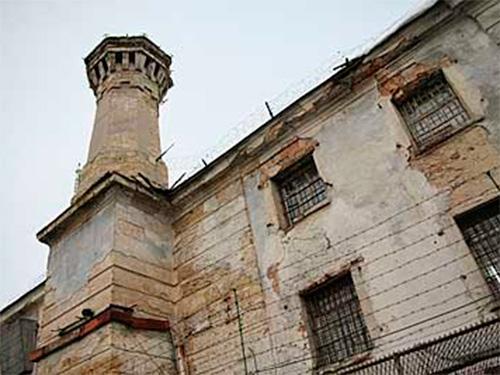 На тюрьму в Херсоне денег нет