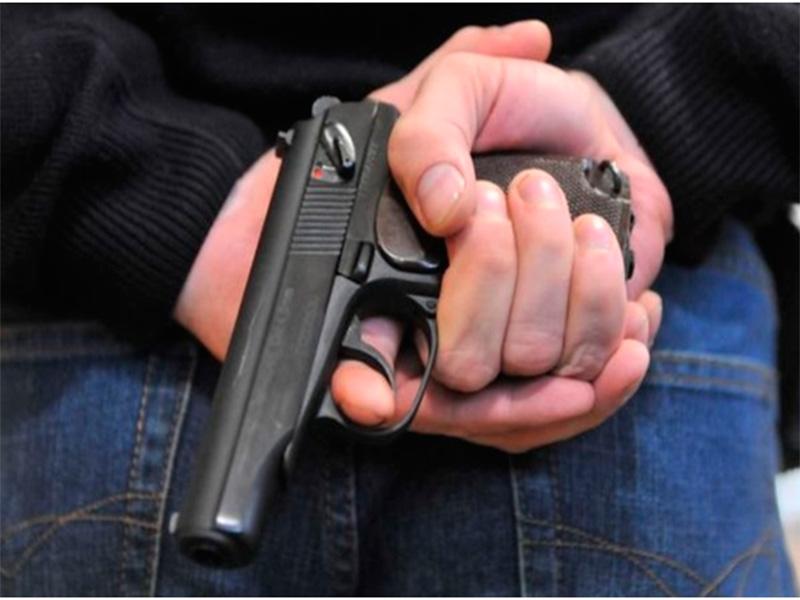 Массовая драка со стрельбой в Херсоне: есть раненые