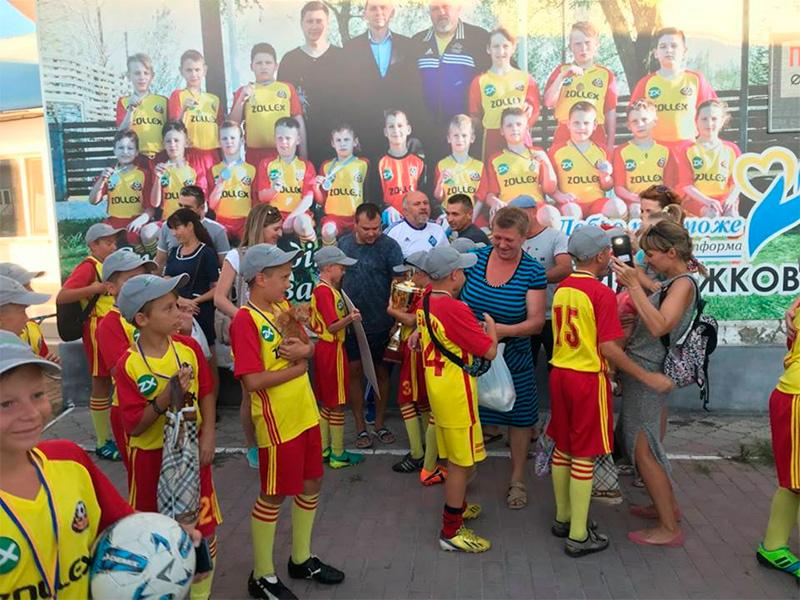 Юрій Рожков: Ваші перемоги - це не лише ваш успіх, а й престиж Херсонщини і усієї України!
