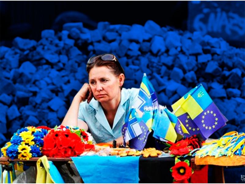 Анна Середа: Украинцы признали себя бедняками