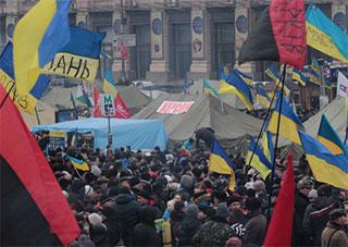 Взгляд из Херсона: Чтобы стать «человеком с Майдана», мерзнуть не обязательно…