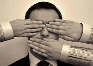 В рейтинге свободы прессы Украина опустилась на 127-е место