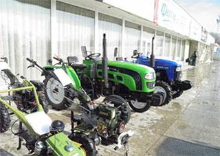 В Херсоне состоится агропромышленная ярмарка «Фермер 2014»
