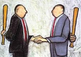 Мнение херсонца: «Договоренности – как национальное проклятие»