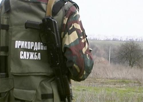 Автомобиль и мясо не доехали в Крым
