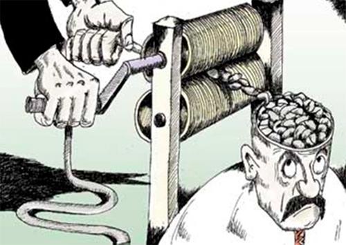 Как обманывают доверчивого избирателя