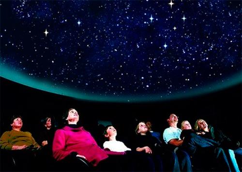 В Херсоне для влюбленныхзвездное небо и днем доступно