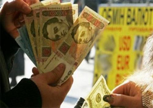 Хотя курс вырос, валюты в херсонских обменниках больше не стало