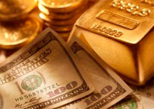 Владимир Сальдо: Золота стало меньше, а курс возрос