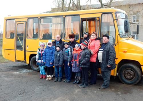 Николай Дмитрук: Если речь идет о помощи детям, раздумывать нечего