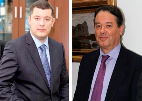 Французский посол и херсонский политик выступают за мир