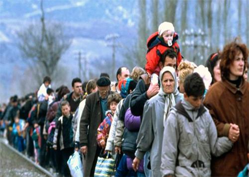 Херсонщину обрали для життя майже десять тисяч переселенців