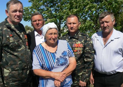 Ко Дню чествования участников боевых действий на территории других государств