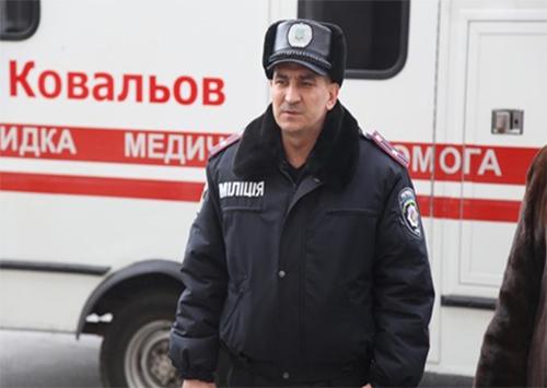 З Херсона «Владислав Ковальов» відправився на фронт