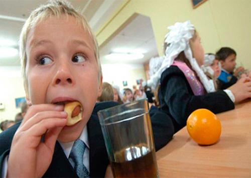 Школьное питание уходит в прошлое?