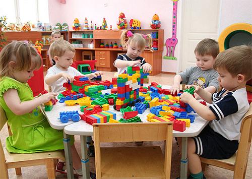 Село живет, когда работает детский садик