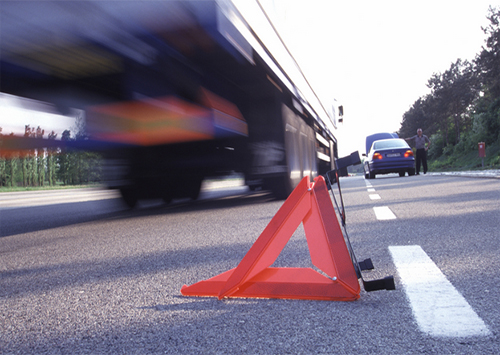 Граждан Херсонщины призывают быть внимательными на дороге