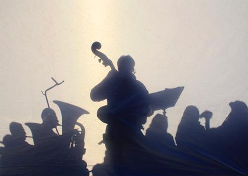 Как на Херсонщине оркестр украли