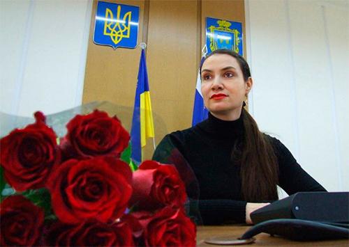 Олена Урсуленко вірить у краще життя в Херсоні