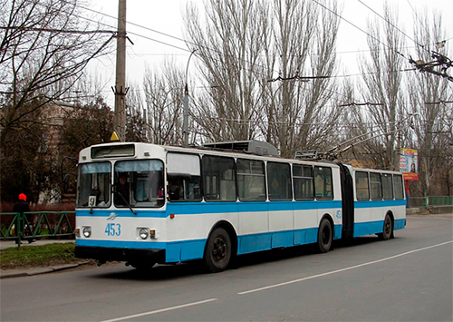 Херсонским троллейбусам - быть!
