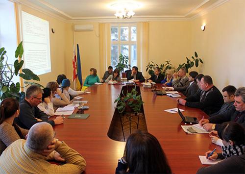 У Новій Каховці обговорили міську програму розвитку туризму